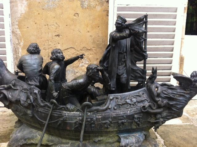 """Dimanche 7 août  : Visite Passion : """"L'art du voyage"""""""