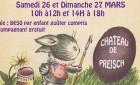 26/27.03.2016 Chasse aux oeufs dans le Parc du Château de Preisch