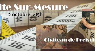 Visite passion Sur-Mesure