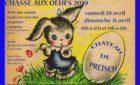 20 et 21 Avril | Chasse aux oeufs de Pâques
